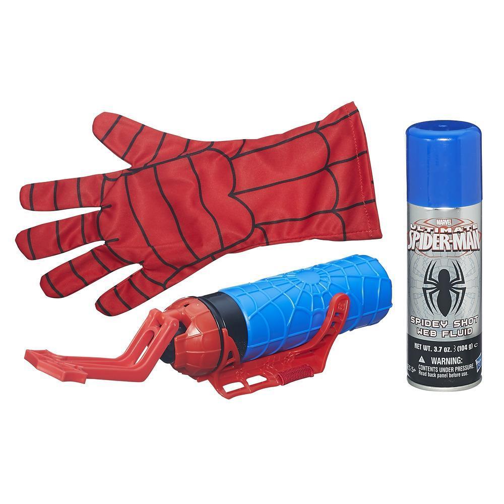 Marvel Spider-Man Spider-Man Color Shock Slinger