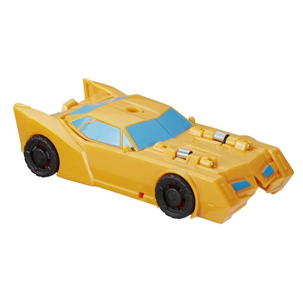 Transformers Robots in Disguise Combiner Force 1-Step Changer Bumblebee