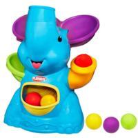 Playskool Blauer Kullerfant