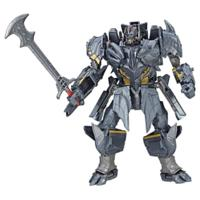 Transformers Movie 5 PREMIER VOYAGER: Megatron