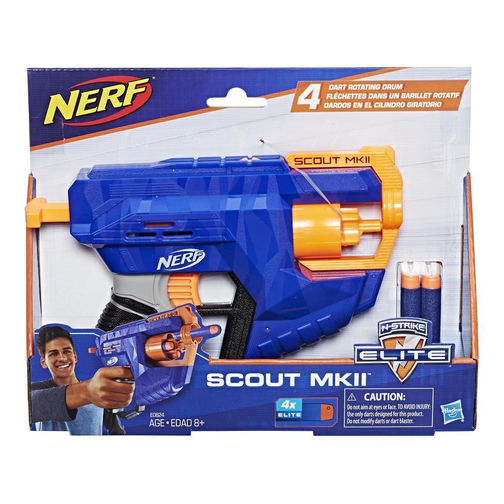 Nerf N-Strike Elite Scout MK II