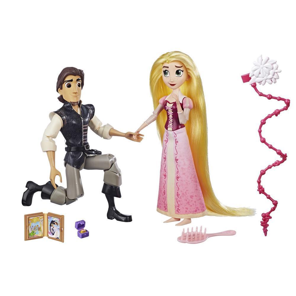 Disney Rapunzel – Die Serie Rapunzel & Eugene