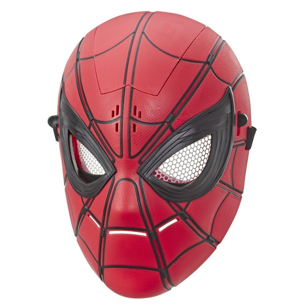 Spider-Man Soundeffekt-Maske mit Spider-Blick