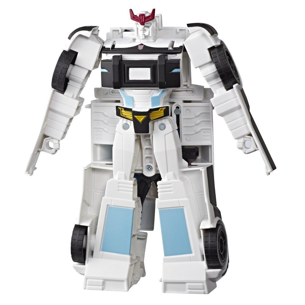 Transformers Toys Cyberverse Action Attackers Ultra Class Prowl Action Figure