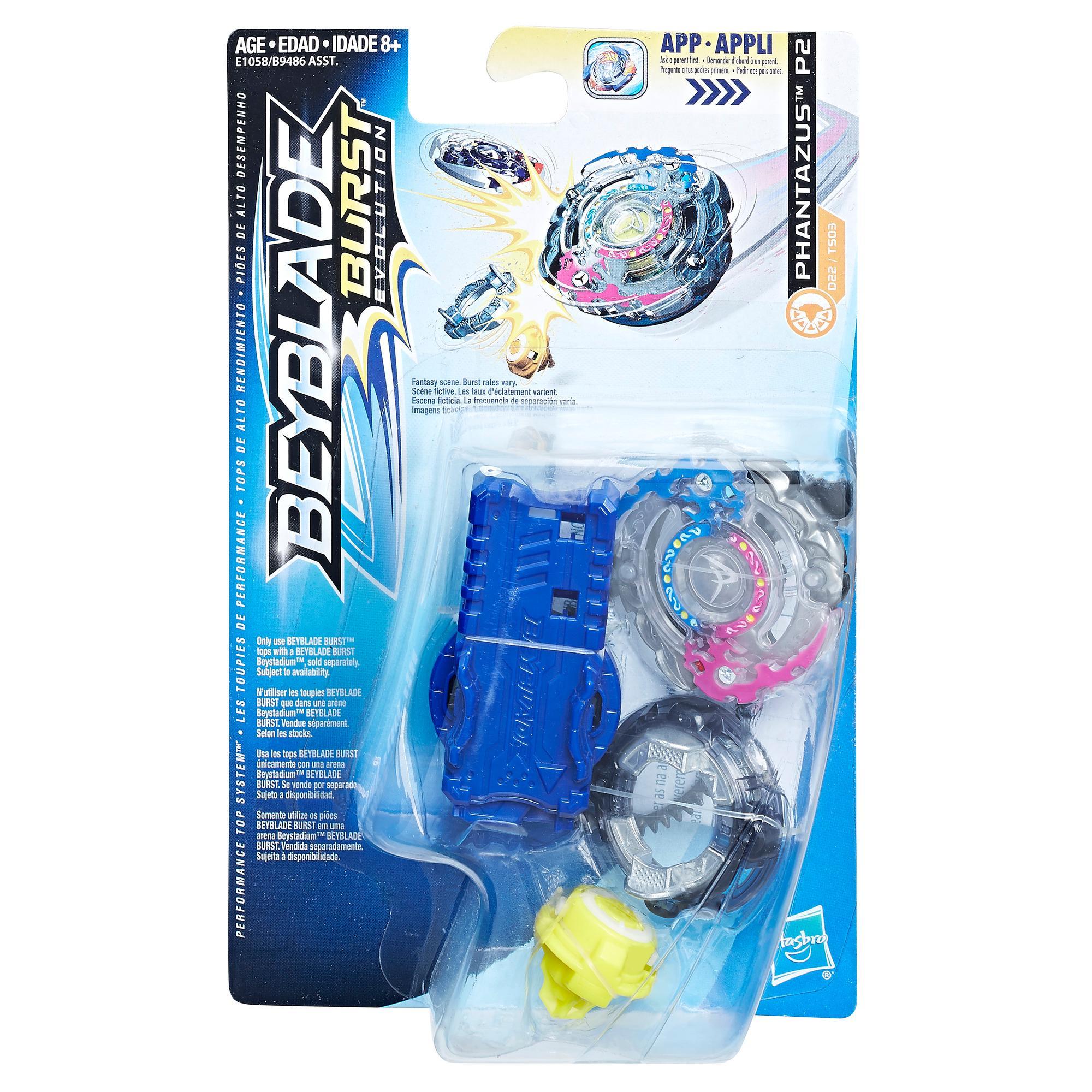 Beyblade Burst Starter Pack