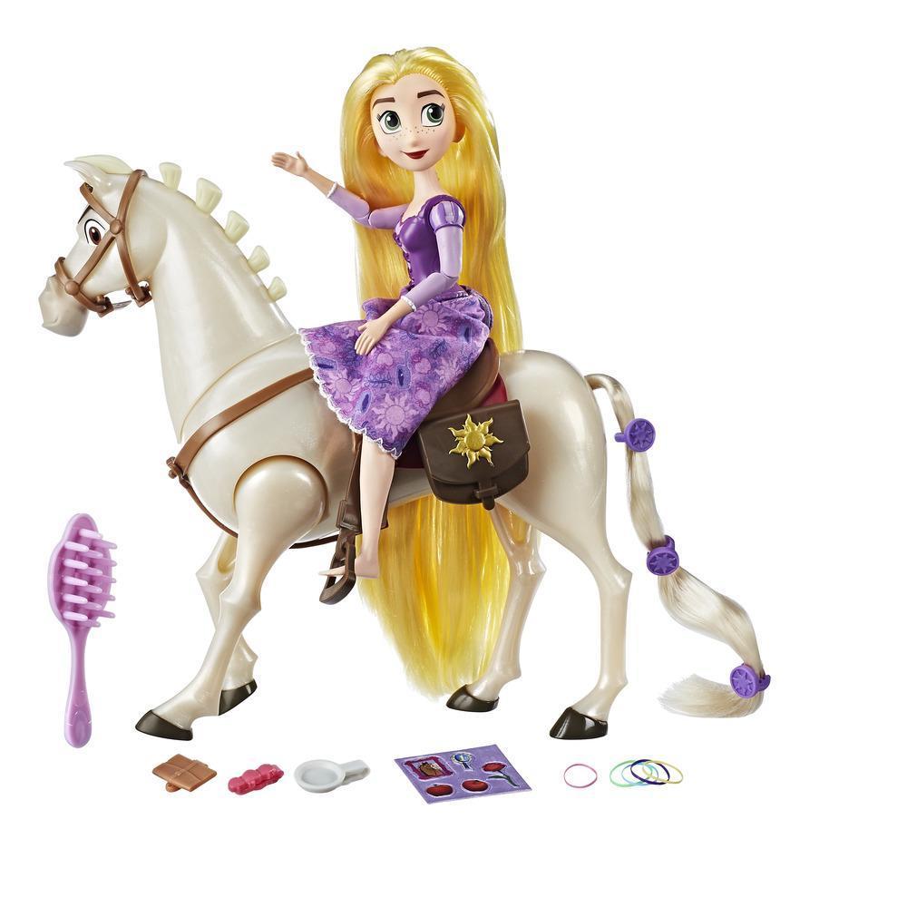 Disney Rapunzel – Die Serie Rapunzel & ihr Pferd Maximus