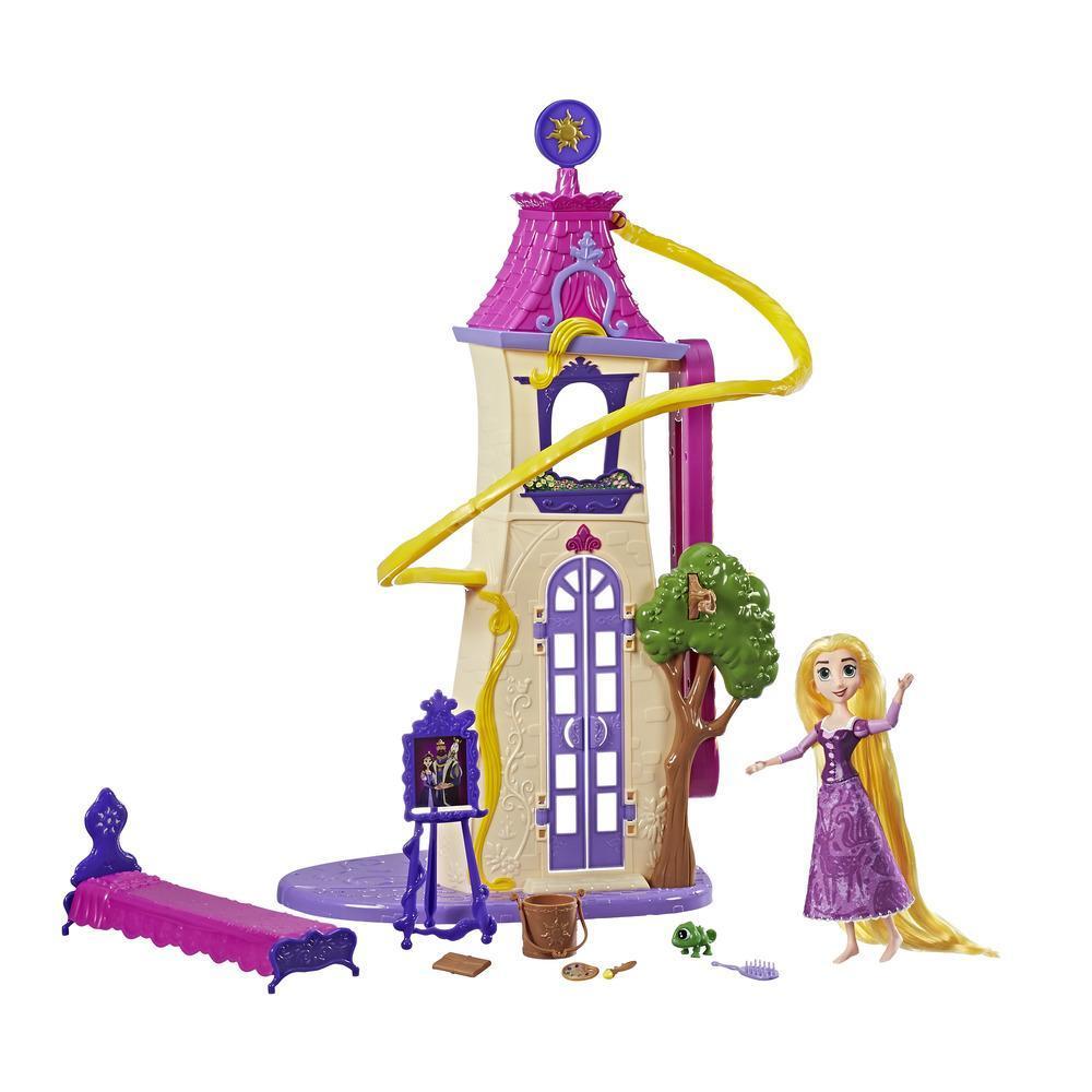 Disney Rapunzel – Die Serie Rapunzels Haartastischer Abenteuer-Turm