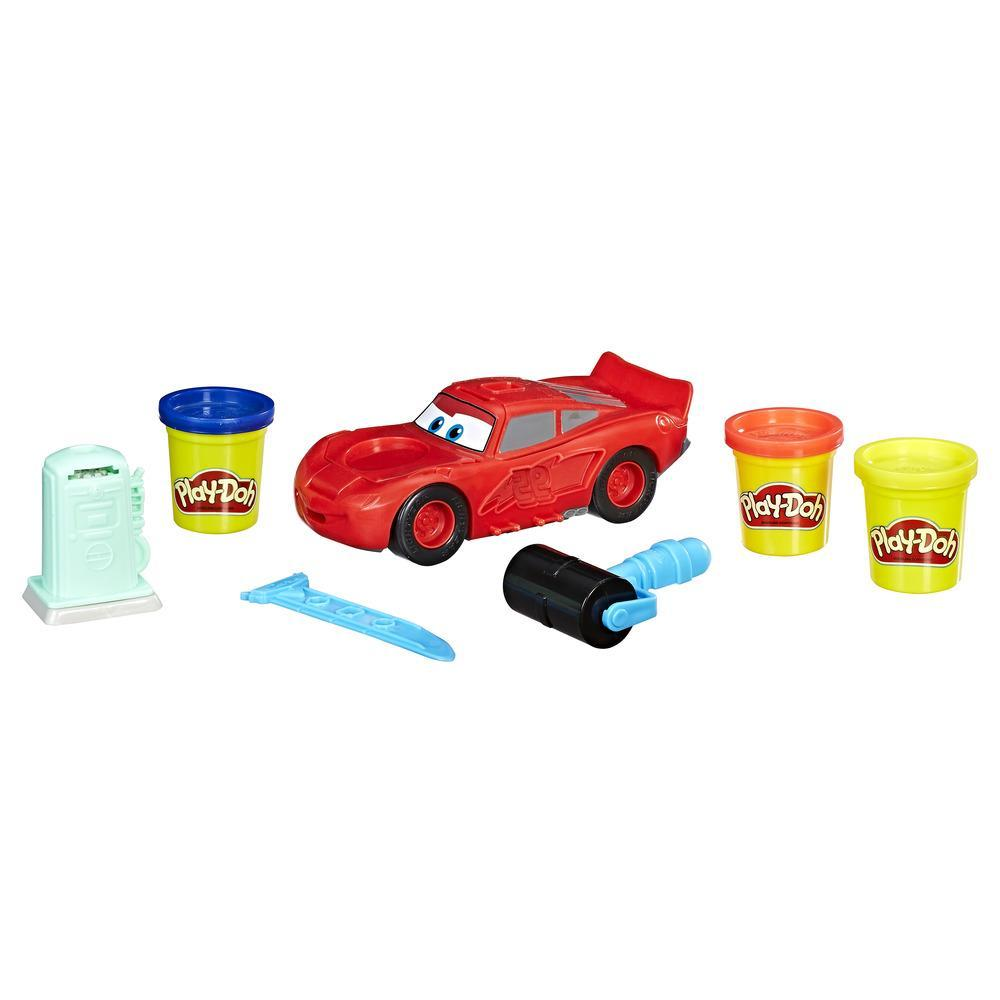 Play-Doh Cars Lightning McQueen