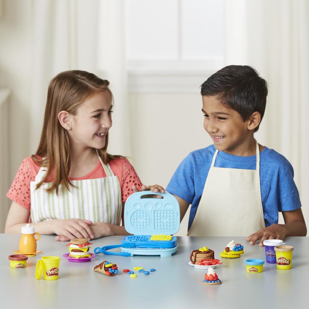 Play-Doh Schlemmer-Frühstück