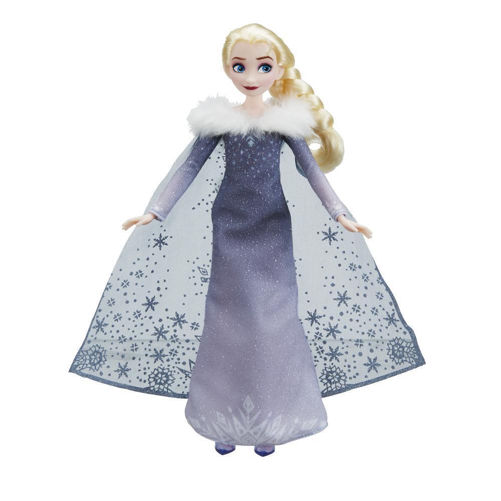 Die Eiskönigin – Olaf taut auf Singende Elsa