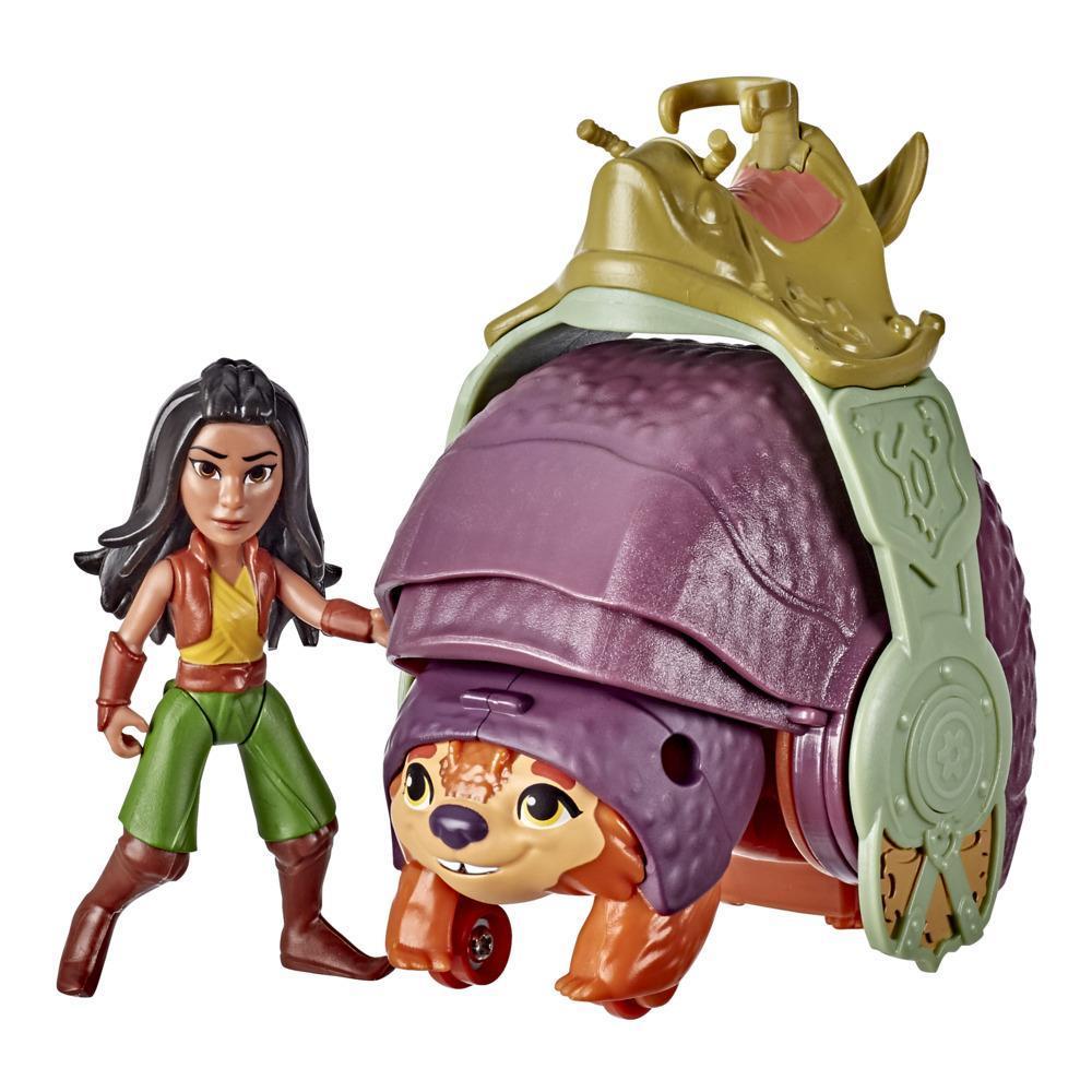 Disney Raya und der letzte Drache Raya und Tuk Tuk
