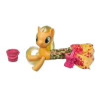 My little Pony Movie LAnd- & Seepony Modespaß APPLEJACK