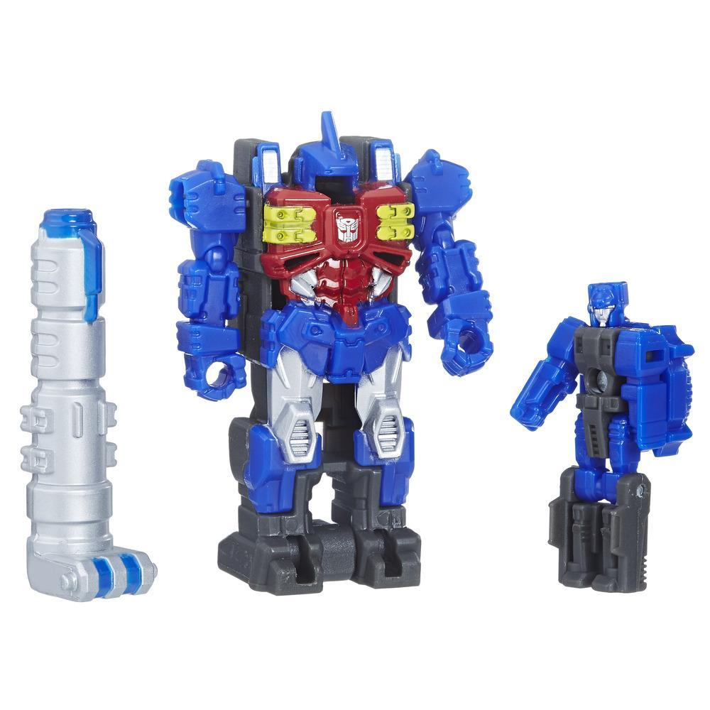 Transformers Generations Prime Wars Power Masters