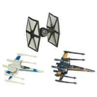 Star Wars: Das Erwachen der Macht Micro Machines 3er Pack X-Wing Dogfight