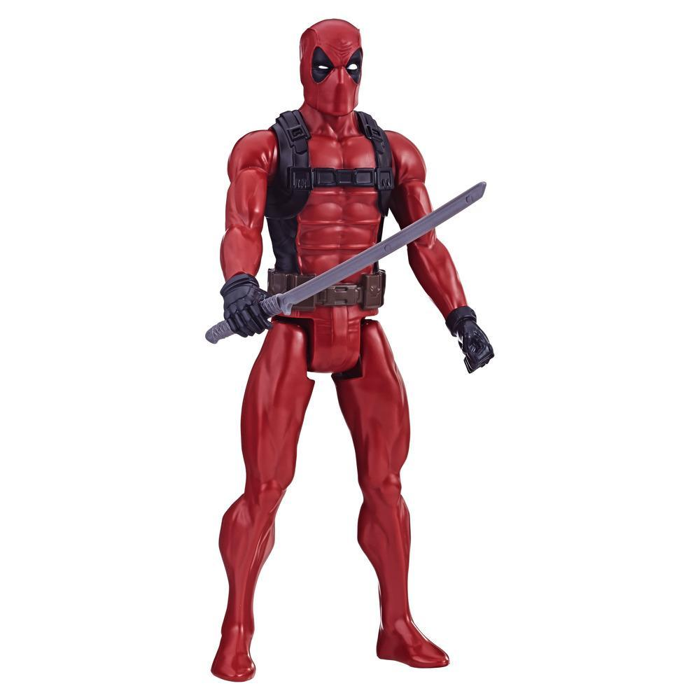 Marvel Deadpool Titan Hero Figur