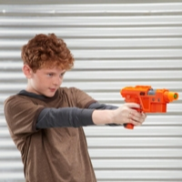 Star Wars Episode 8 Peo Dameron Blaster