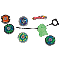 Beyblade Metal Fury Battle Top