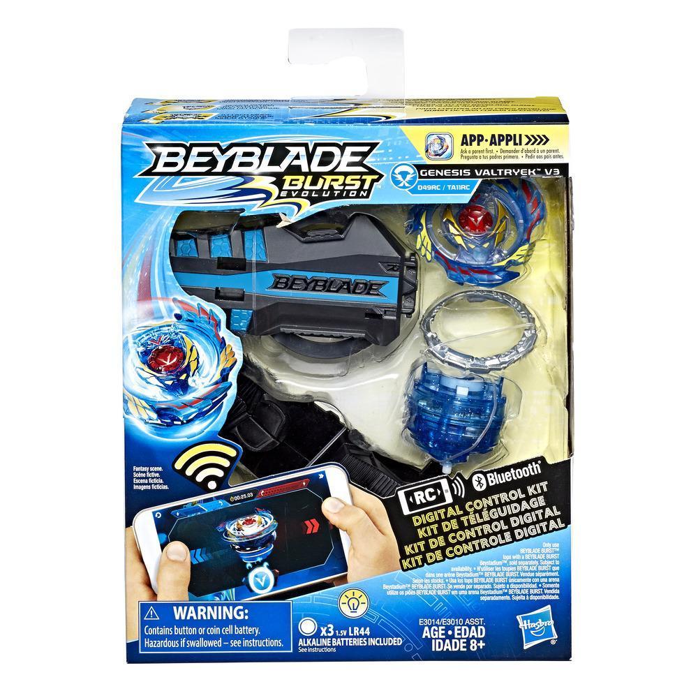 Beyblade Burst App Battle Pack