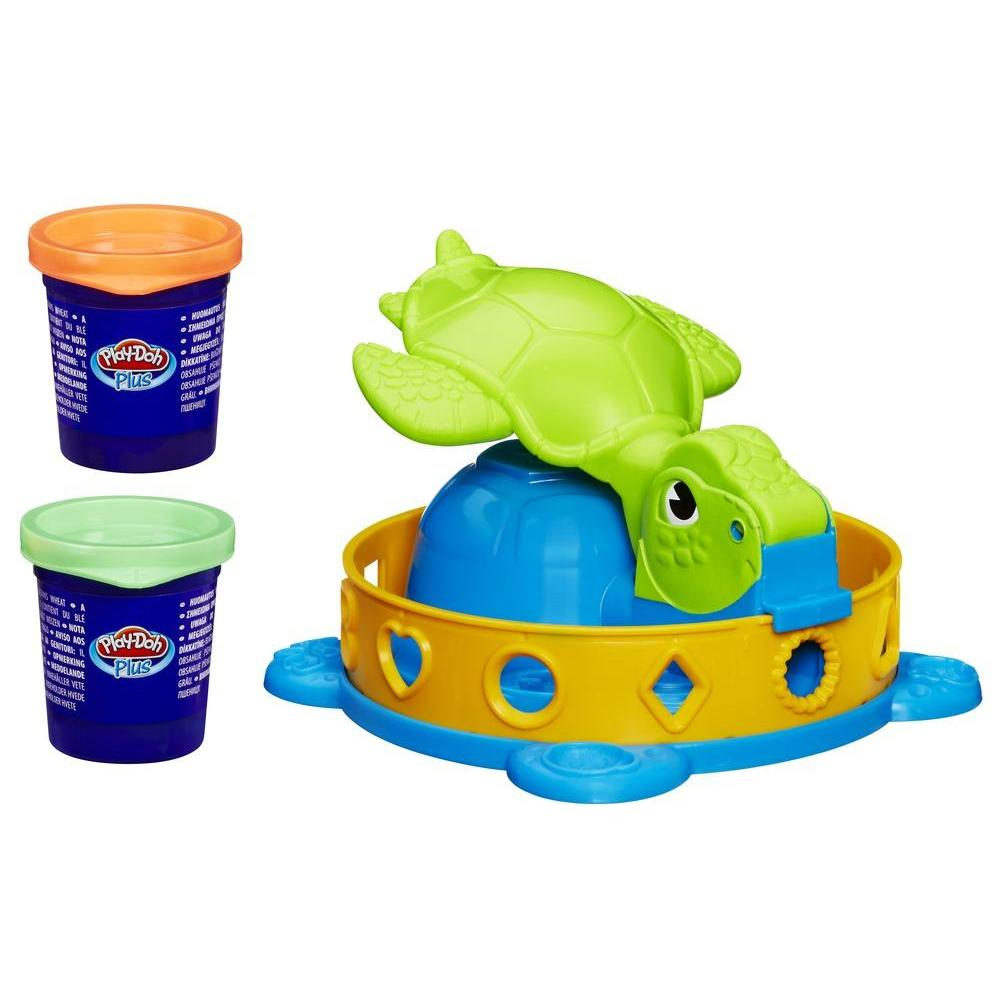 Play-Doh Schildkröten-Knetwerk