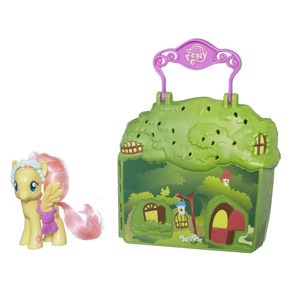 My Little Pony Spielhäuschen-Set Fluttershy
