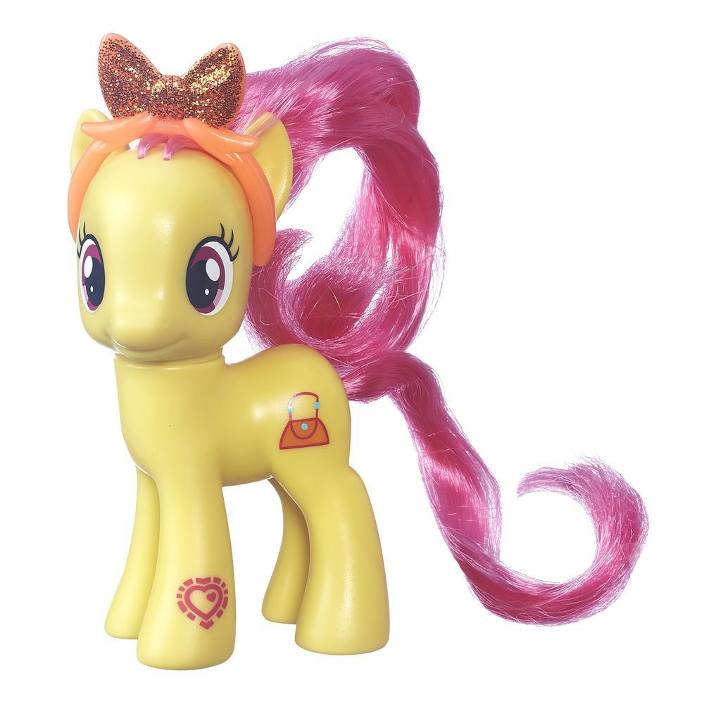 My Little Pony Ponyfreunde - Pursey Pink