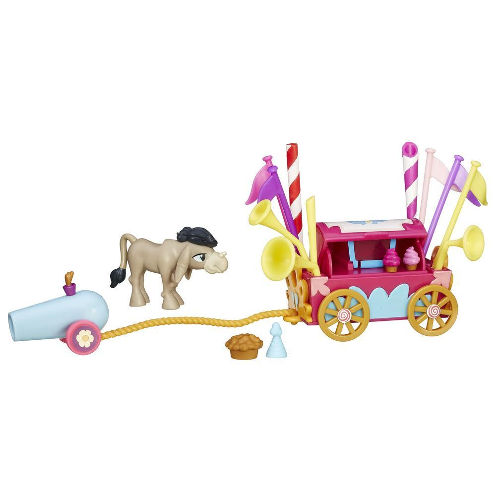 My Little Pony FIM Kleine Spielsets Willkommenswagen
