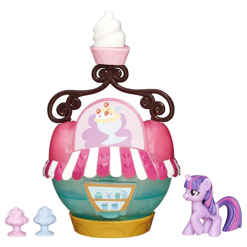 My Little Pony FIM Kleine Spielsets Eisstand