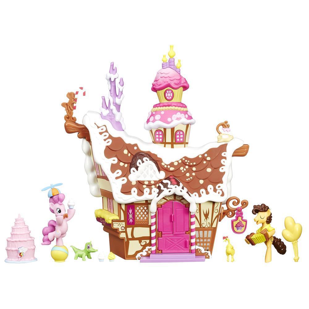 My Little Pony FIM Spielset Pinkie Pie's Nascheckchen