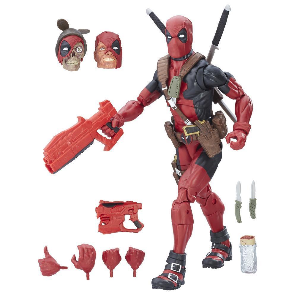 Marvel Legends Deadpool 12