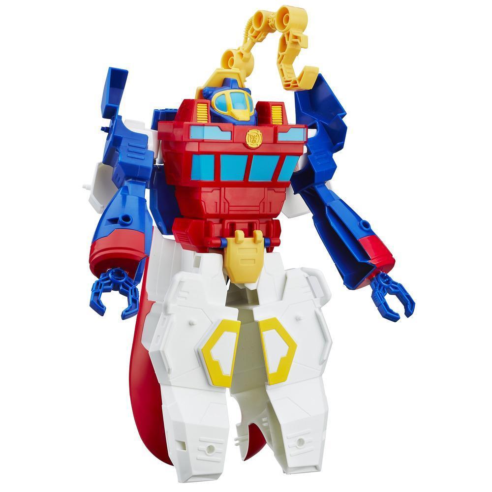 Transformers Rescue Bots Megabot Figur