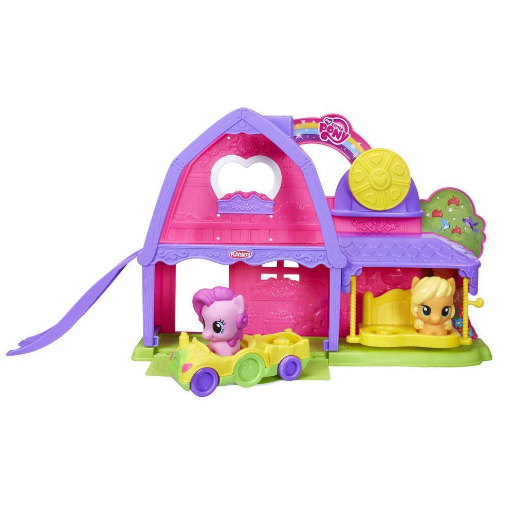 My Little Pony Playskool Friends Applejacks Apfelscheune