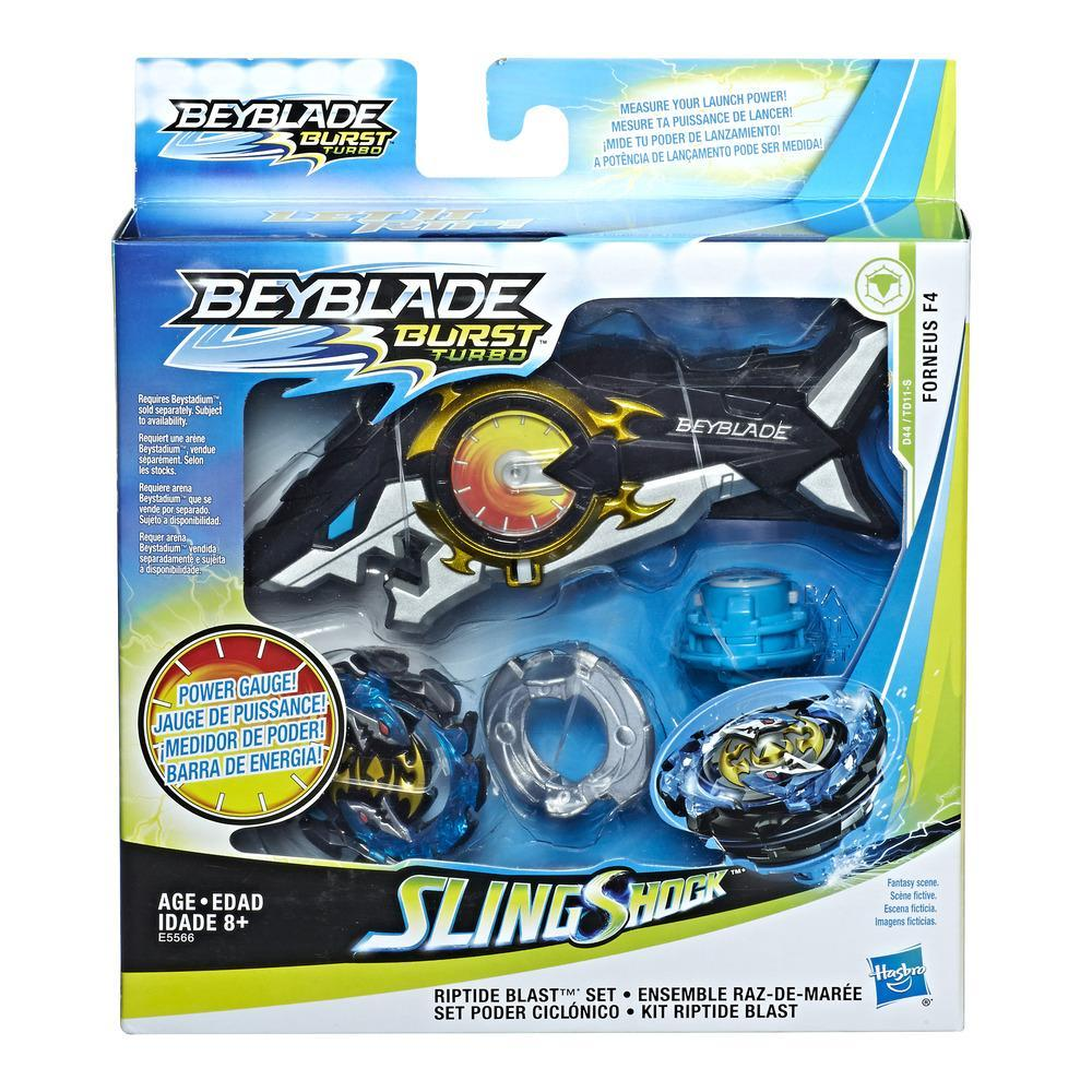 Beyblade Burst Turbo Riptide Blast Set