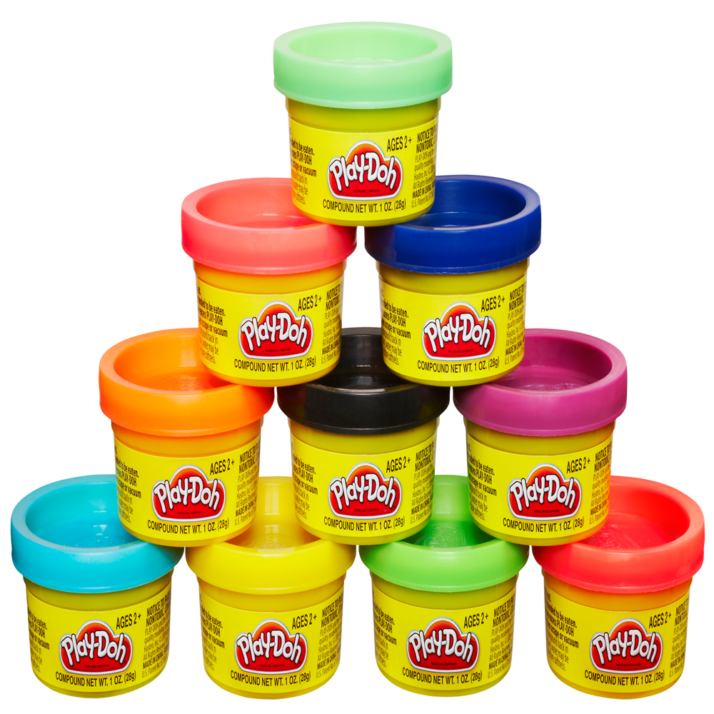 Play-Doh Party Turm