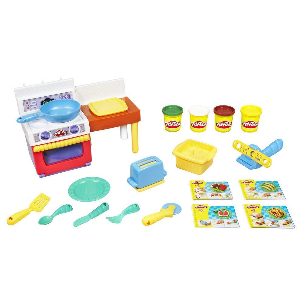 Play-Doh Knetküche