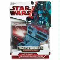 Star Wars Transformers, Sortiment
