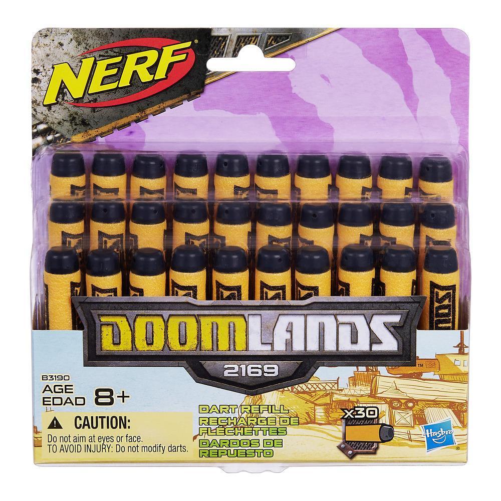 Nerf Doomlands Deko 30er Dart Nachfüllpack