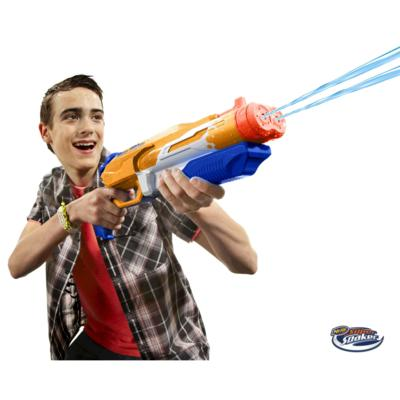 Super Soaker Double Drench