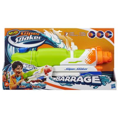 Super Soaker Barrage