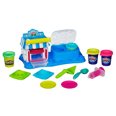 Play-Doh Dessert Zauber
