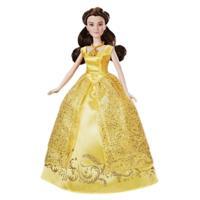 Die Schöne und das Biest singende Belle