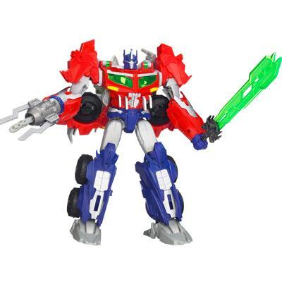 Transformers Prime Beast Hunters Voyager Class Optimus Prime