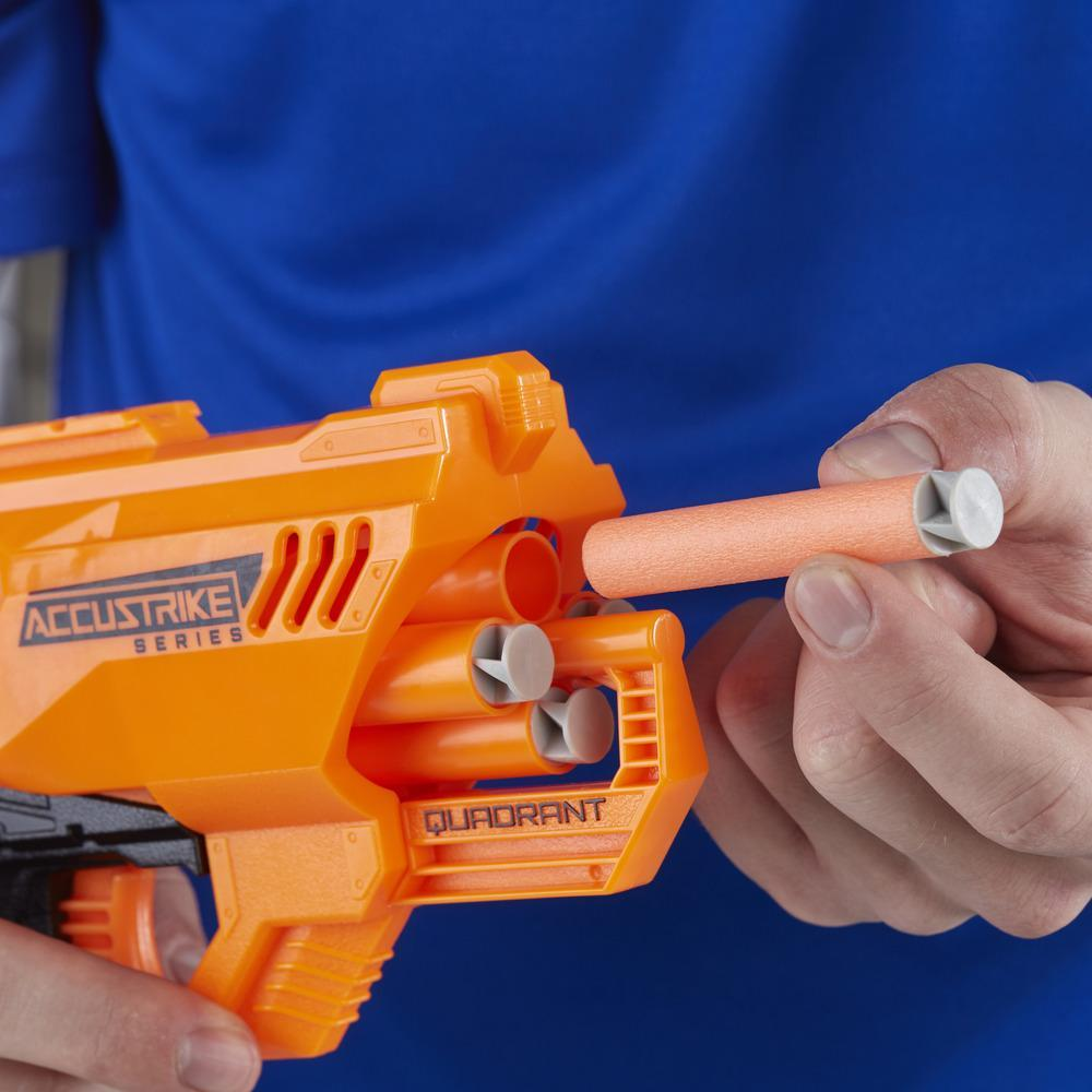 NERF N-Strike Elite AccuStrike Quadrant
