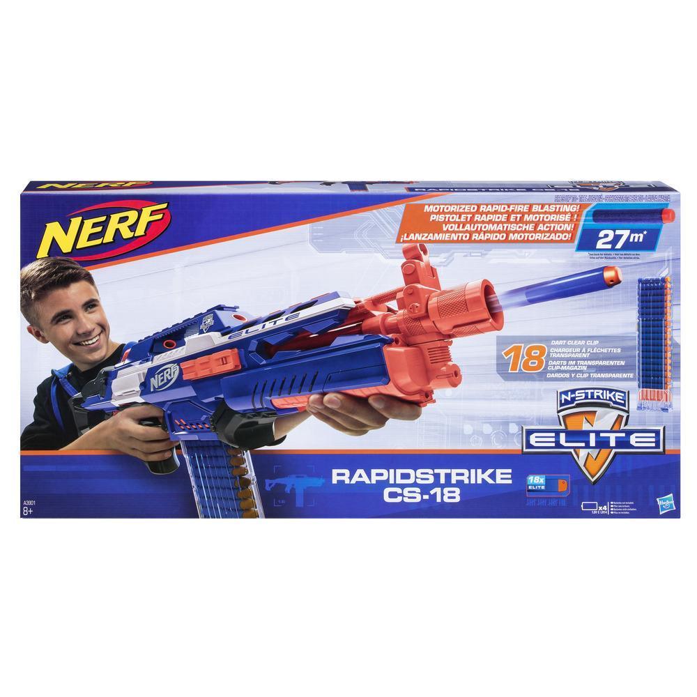 NERF N-Strike Elite XD Rapidstrike
