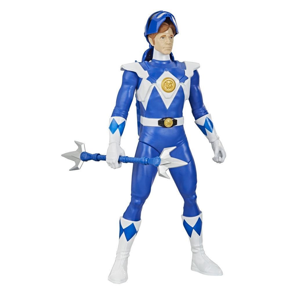 Power Rangers Blauer Ranger Morphin Hero
