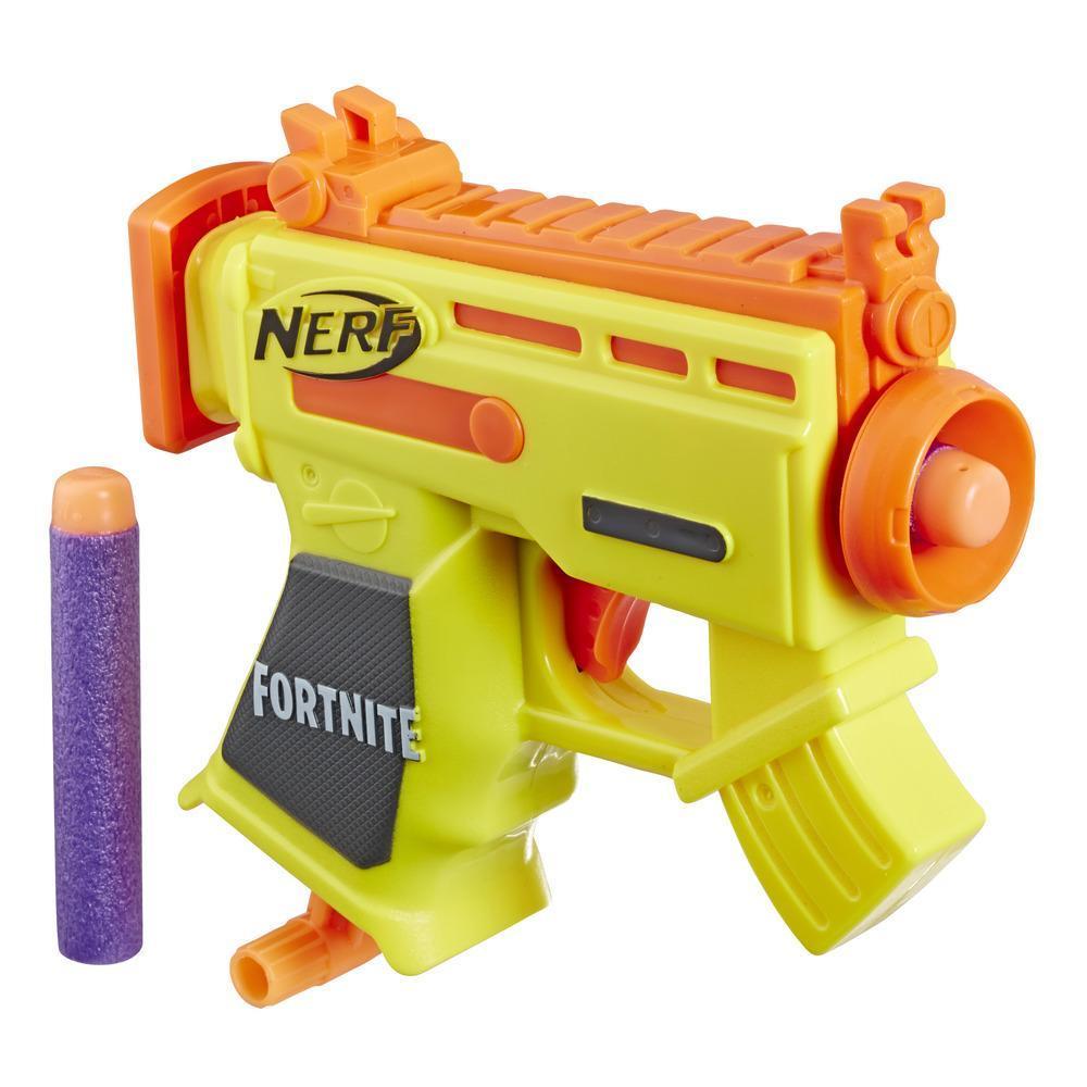 Fortnite Micro AR-L Nerf MicroShots Dart-Blaster