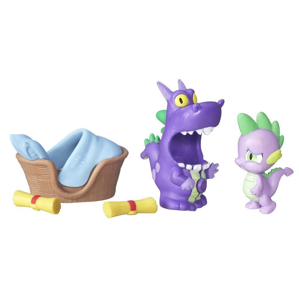 My Little Pony Freundschaft ist Magie Figuren mit Zubehör - Spike