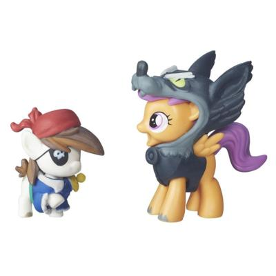 My Little Pony Freundschaft ist Magie Figuren Pip Squeak & Scootaloo
