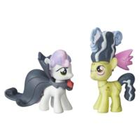 My Little Pony Freundschaft ist Magie Figuren Sweetie Belle & Aplle Bloom