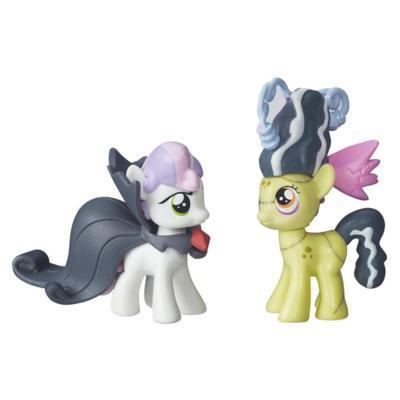 My Little Pony Freundschaft ist Magie Figuren Sweetie Belle & Aplle Bloom