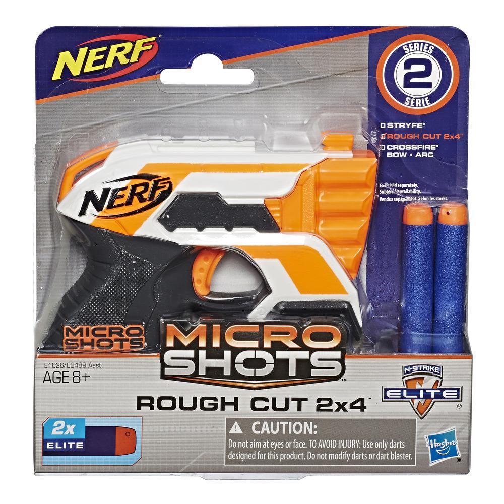 NERF N-Strike Elite  MicroShots Roughcut